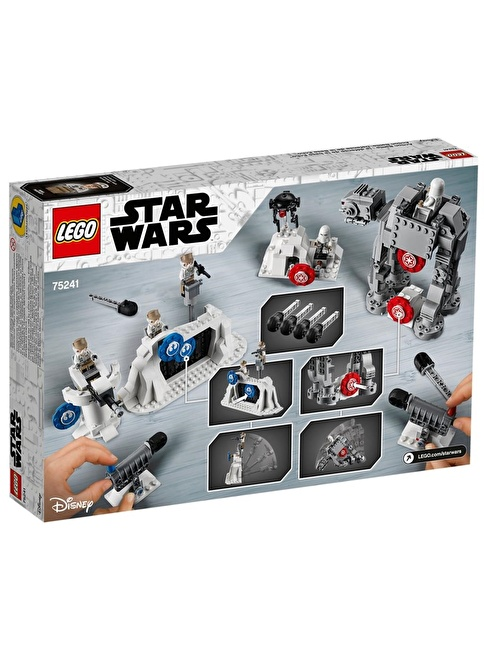 Lego Lego Star Wars Echo Base Defense Renkli